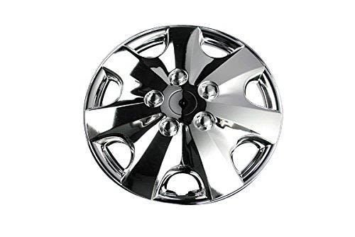 【日本代購】Viz 14寸輪圈蓋 T01 4張 Scrum 評論 Demio Viz - wj5051 °C14 – 33