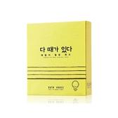 韓國 Bath House 臉部去角質棉片(10入/盒裝)【小三美日】