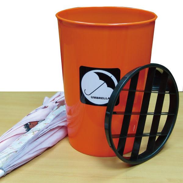 [奇奇文具] 【兩用 垃圾桶】NO.635 兩用籃雨傘架/傘架/傘桶/垃圾桶/垃圾筒/傘筒