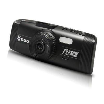 贈送 32G記憶卡 DOD FS320W FULL HD行車記錄器