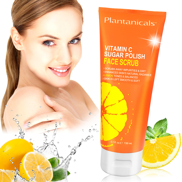 【Starlike】Vitamin C 檸檬雪膚嫩白拋光去角質霜150ml