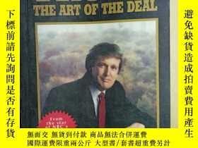 二手書博民逛書店THE罕見ART OF THE DEAL交易的藝術Y387491 唐納德*特朗普 出版1987