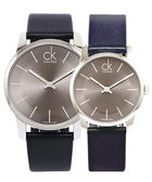 CK 經典款極簡對錶(K2G21107.K2G23107)
