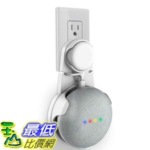 [7美國直購] Outlet Wall Mount Stand Hanger for Google Home Mini Voice Assistants 支架