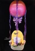 12吋抱蛋殼款蛋黃哥幸福熱氣球,金莎花束/情人節禮物/婚禮佈置/派對慶生,節慶王【Y570762】