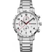 瑞士WENGER Attitude Chrono計時時尚腕錶  01.1543.110