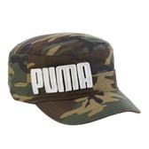 PUMA Military Cap [05293805] 男款 運動 休閒 遮陽 戰鬥 迷彩 帽