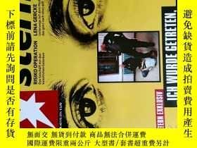 二手書博民逛書店Stern罕見2014年10月9 NR.42 德國明星週刊 德語