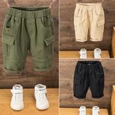童裝男童短褲夏裝新款中小童五分薄款工裝褲兒童休閒洋氣中褲