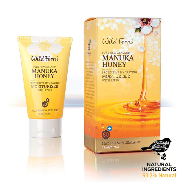 麥蘆卡蜂蜜防曬修護隔離乳