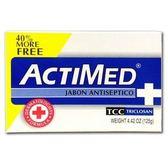 【艾迪美 ACTIMED】抗菌-(125g*24塊)/箱購