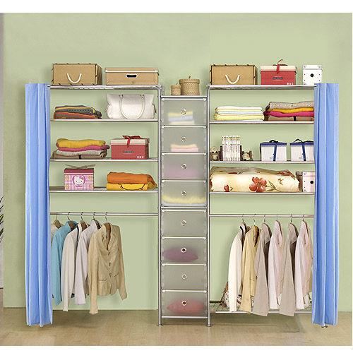 【中華批發網DIY家具】D-62C-07-W4型90+pp+W5型90衣櫥置物櫃-(前罩)不織布