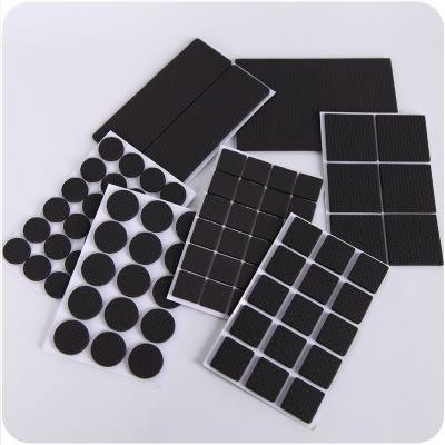 【全館5折】WaBao 加厚防滑桌腳墊 (方形12片) =D00816-5=