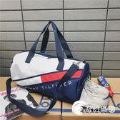 運動包-健身包女運動包潮男干濕分離訓練包大容量韓版手提網紅短途旅行包-奇幻樂園