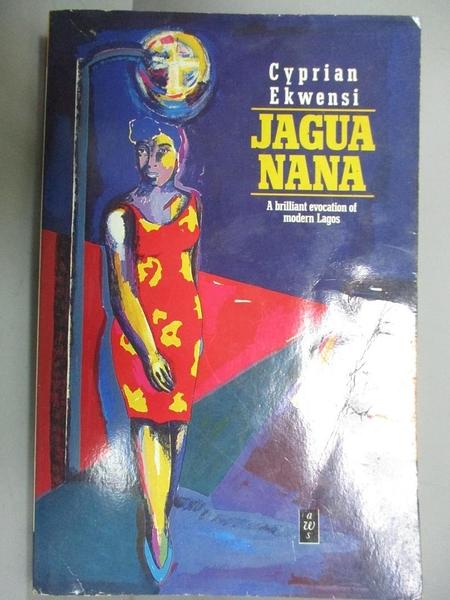 【書寶二手書T8/原文小說_GO7】Jagua Nuna (African Writers)_Cyprian Ekwen