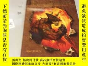 二手書博民逛書店英文原版:HELL罕見BEASTS HOW TO DRAM GR