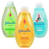 嬌生 Johnson's 嬰兒溫和洗髮露 500ml 洗護二合一 洋甘菊 洗髮精 7903