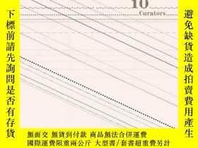 二手書博民逛書店Pattern:罕見100 Fashion Designers, 10 CuratY237948 Editor