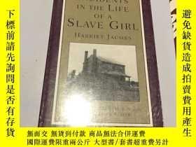 二手書博民逛書店incidents罕見in the life of a slave girlY237539 Harriet j