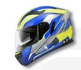 ZEUS瑞獅安全帽,ZS-813,AN19/螢光黃藍