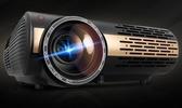 轟天炮投影儀家用辦公教學 wifi無線手機投影機4K高清家庭影院3D微型   MKS交換禮物