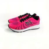 女款NEW BALANCE KJRUSP1G 透氣慢跑鞋運動鞋 《7+1童鞋》9326 桃色