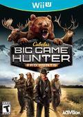 WiiU Cabelas: Big Game Hunter Pro Hunts 坎貝拉:王牌獵人(美版代購)