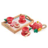 【美國Tender Leaf Toys】果漾花香午茶組(廚房家家酒系列)