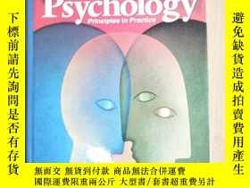 二手書博民逛書店Holt罕見Psychology: Principles in