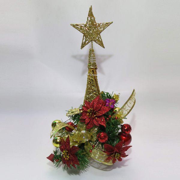 聖誕樹塔 (A02金色)98公分高