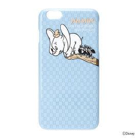 【漢博商城】iJacket 迪士尼 iPhone 6 / 6s Plus 壁紙系列硬式保護殼 - 小飛象