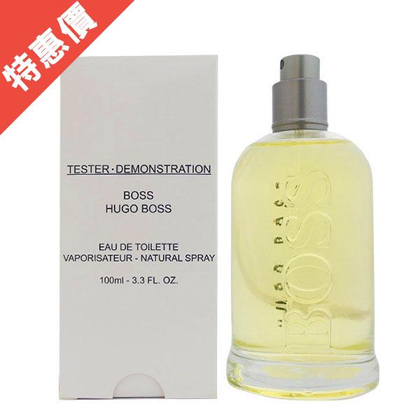 Boss Bottled 自信男性淡香水100ml Tester環保包裝【娜娜香水美妝】