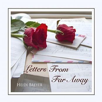 海蒂布萊爾 來自遠方的信 2CD收藏版 Heidi Breyer Letters From Far Away 免運 (購潮8)