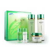 JIGOTT 綠茶保濕護膚禮盒五件組/化妝水30ml+150ml, 乳液30ml+150ml, 面霜50g