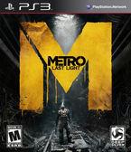 PS3 Metro Last Light 戰慄深隧:最後曙光(美版代購)