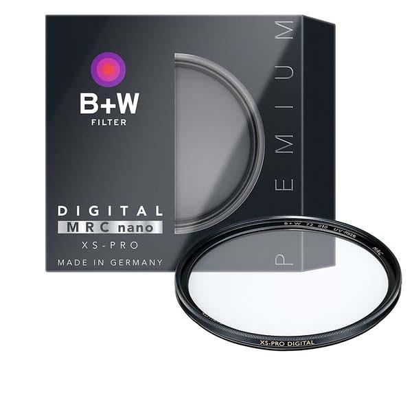 B+W XS-PRO 62mm 010 XS-PRO UV Haze MRC NANO 保護鏡 捷新公司貨