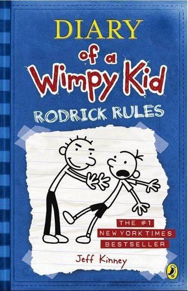 (二手書)Diary of a Wimpy Kid: Rodrick Rules