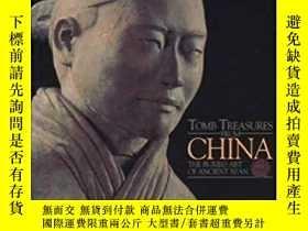 二手書博民逛書店Tomb罕見Treasures from China: The