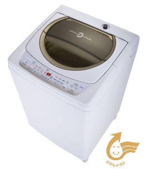 【TOSHIBA東芝】11KG 定頻直立洗衣機 AW-B1291G
