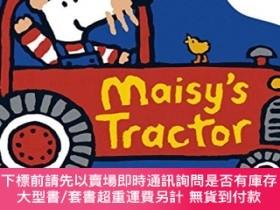 二手書博民逛書店Maisy s罕見TractorY454646 Lucy Cousins 著 Candlewick ISBN