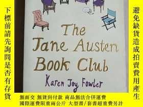 二手書博民逛書店The罕見Jane Austen Book Club 簡·奧斯汀