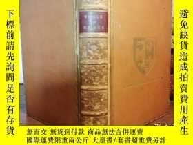 二手書博民逛書店1891年罕見THE COMPLETE WORKS OF ROB