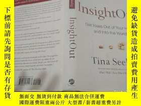 二手書博民逛書店InsightOut罕見get ldeas out of you