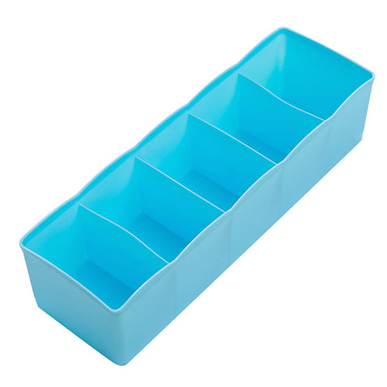 無洞 收納盒 置物盒儲物盒 可疊加 抽屜式 襪子 收納 櫥櫃 抽屜 格分類整理盒 MY COLOR【A001-4】