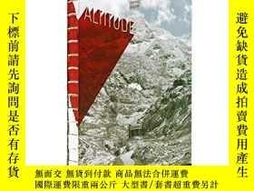 二手書博民逛書店Altitude:罕見Contemporary Swiss Gr