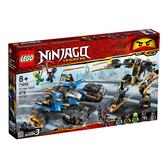 71699【LEGO 樂高積木】Ninjago 忍者系列 - Thunder Raider