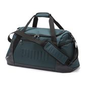 Puma GYM 手提包 墨綠 旅行袋 健身側背包 休閒 運動 旅行 健身包 慢跑 旅行包 07574102