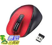 [107東京直購] ELECOM M-XGM10DBS M-XG進化款 無線靜音版 滑鼠 M/L(_ff14)