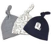 兒童帽子棉質春秋夏0-6個月新生兒胎帽兒童男女童薄款
