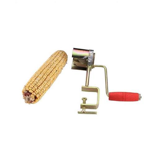 玉米剝粒器c農用手動喂入加裝滾筒迷你電動老家半自